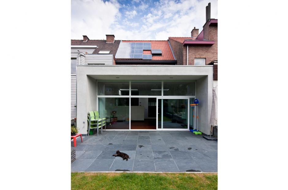 Design Keuken Gent : Gent renovatie rijwoning projecten tube architecten gent