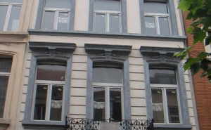 Brussel, renovatie herenwoning
